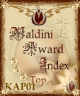 Maldini Award Index Badge