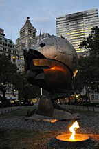 WTC Memorial (The Sphere)