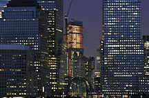 Skyline Manhattan, Detail