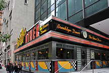 57th Street, Brooklyn Diner